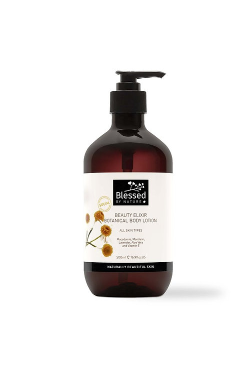 Beauty Elixir Botanical Body Lotion