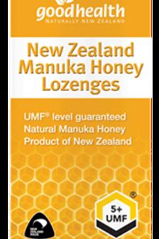 New Zealand Manuka Honey Lozenges