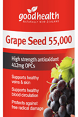 Grape Seed 55,000mg