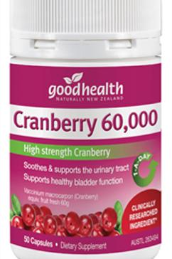 Cranberry 60,000