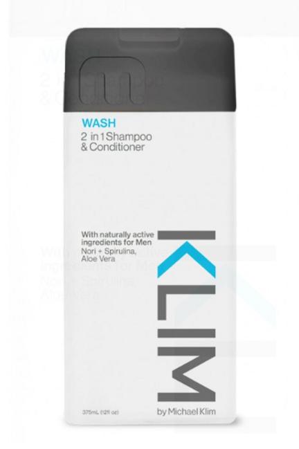 2 in 1 Shampoo & Conditioner - 375ml