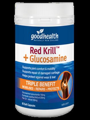 Red Krill + Glucosamine