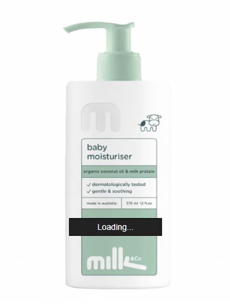Baby Moisturiser - 375ml