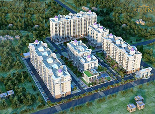 GBP Athens Airport Road Mohali 2bhk 3bhk