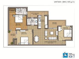 Unit Plan 1475 Sq Ft.jpg