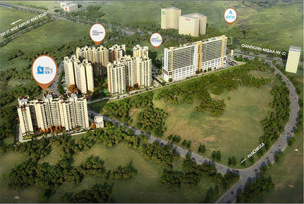 sushma-grande-zirakpur-master-plan