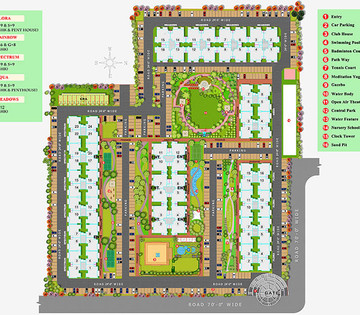 gbp-group-athens-zirakpur-master-plan