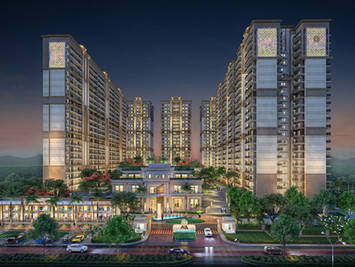 THE MEDALLION On Airport Road Adjoining IT City Mohali Ultra Luxury 3bhk 4bhk Flats & Apartments