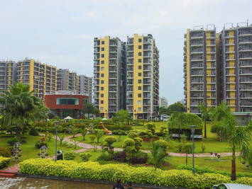 Premium Residential Apartments And Plots On Aerocity Road (Airport Road) Mohali Zirakpur.