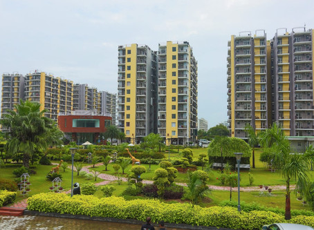 Premium Residential Apartments And Plots On Aerocity Road (Airport Road) Mohali Zirakpur.