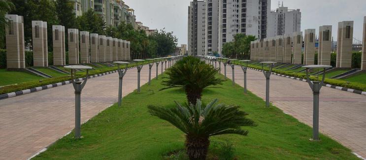 Savitry Greens Vip Road Zirakpur Chandigarh | Ready To Move 3 , 3+1 & 4+1 Bhk Flats