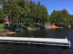 Boatdock-shore