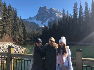 The ultimate girls getaway to Emerald Lake Lodge