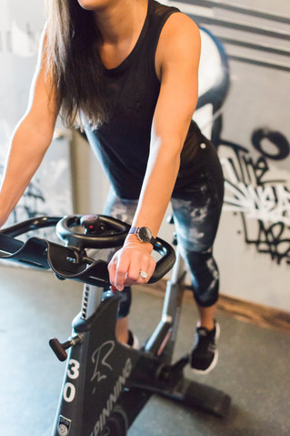 Spin With Me in April in Support of Janus Academy