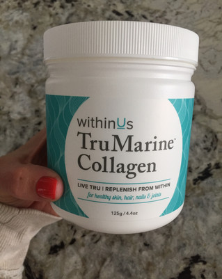 WithinUs TruMarine Collagen