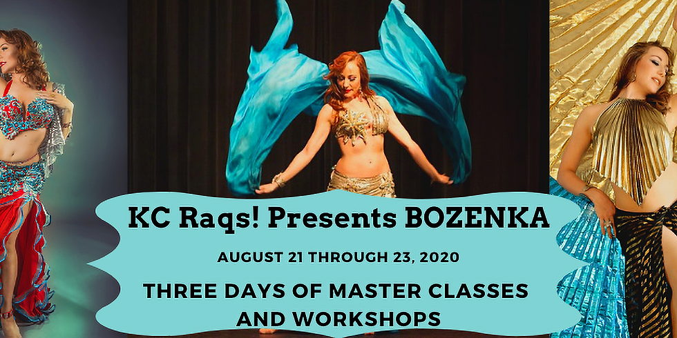 KC Raqs Presents BOZENKA
