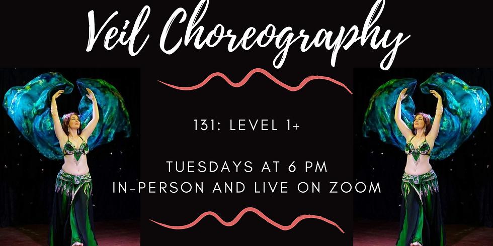 Veil Choreography
