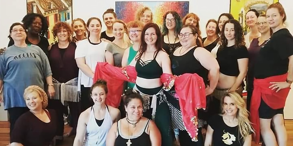 Intro to Belly Dance ONLINE