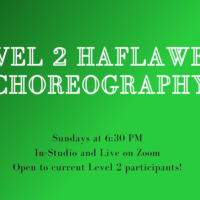 Level 2 Haflaween Choreography