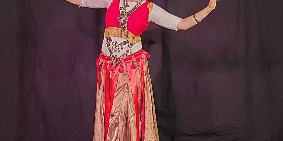 Dancing Through History (Level 3+)