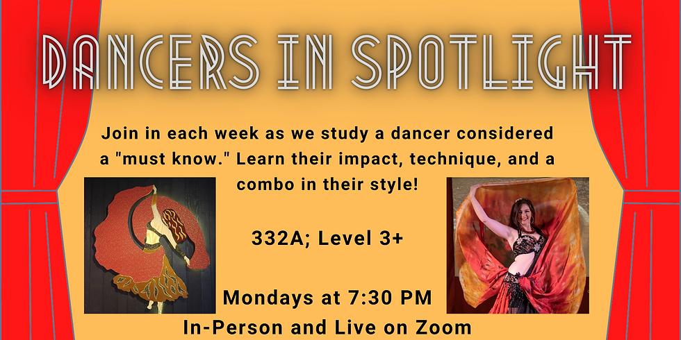 Dancers in Spotlight (Level 3+)