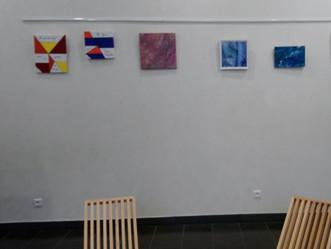 Petite expo à l'Office du Tourisme de Montélimar