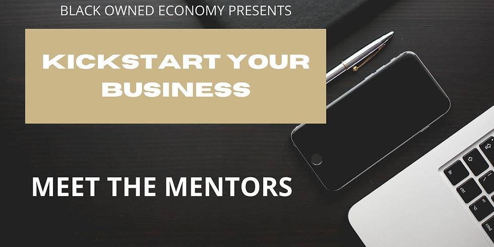 Kickstart Your Business: Meet the Mentors