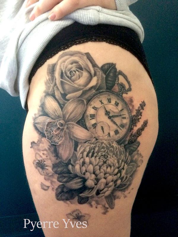 5f2326488 tatouage lion réaliste realistic lion tattoo la Ciotat Marseille