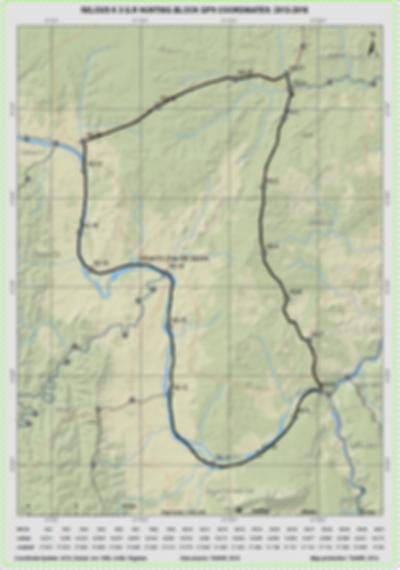 Kilombero 5 Block Map