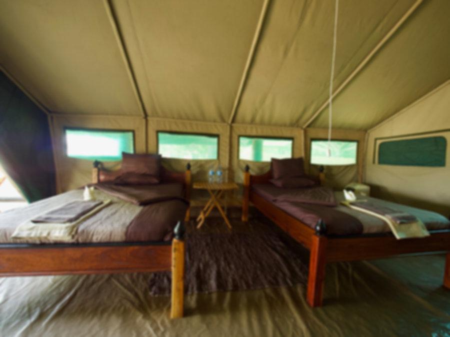 Kiombero K5 Camp