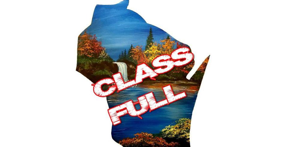 Autumn WI Wood Cutout Class 2 - FULL
