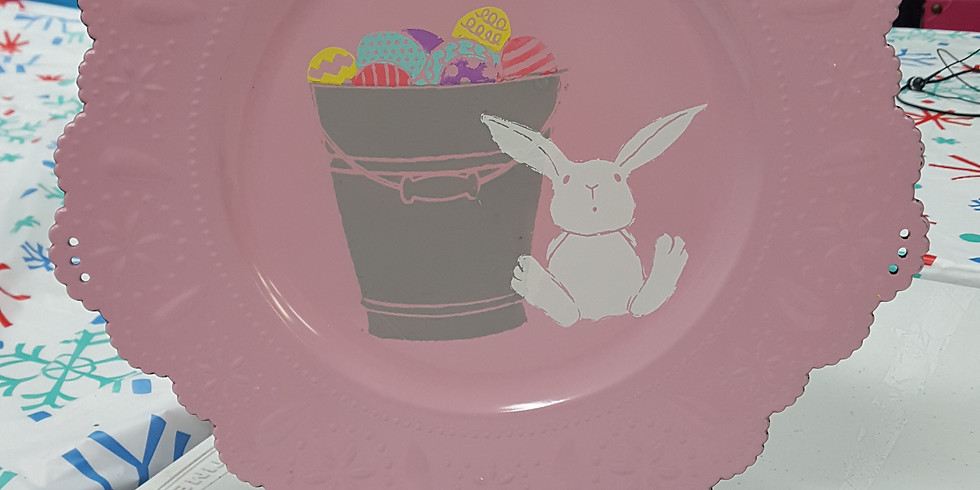 Easter Open Chalk Night 4/3