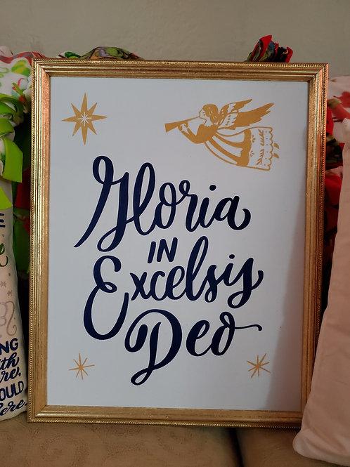 Gloria Sign