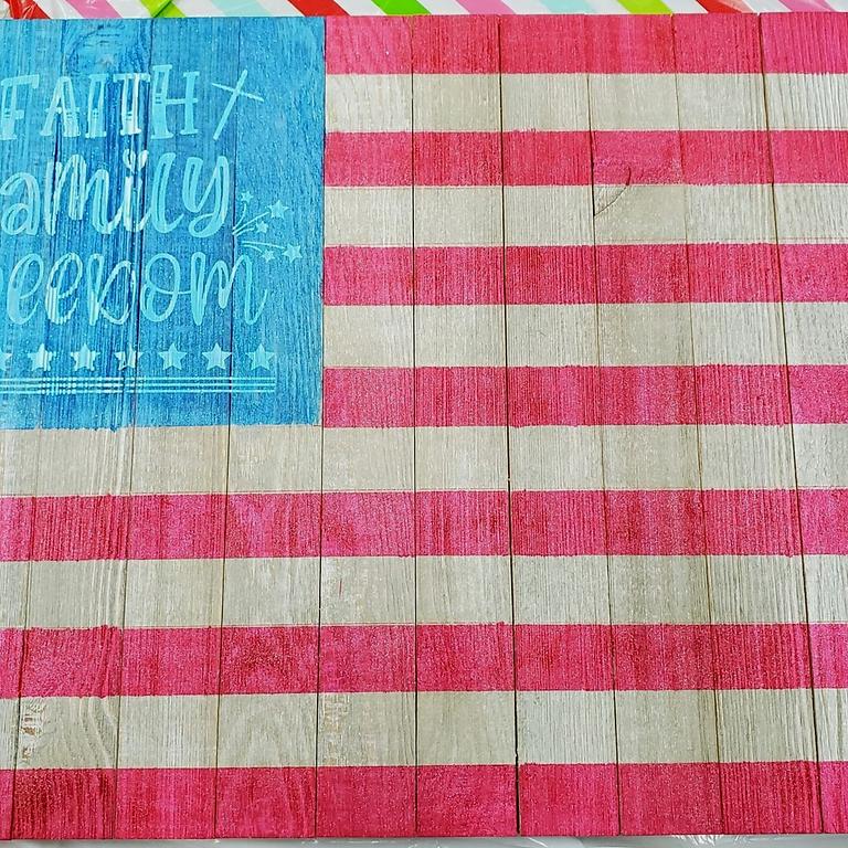 Flag Workshop #2