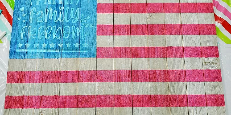 Flag Workshop