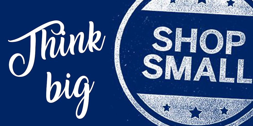 Shop Small Saturday at Avenue 3