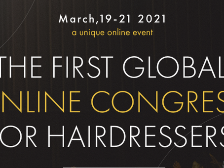 POP ACADEMY will be live from ART-AREA, online congress addressed to hairdressers worldwide