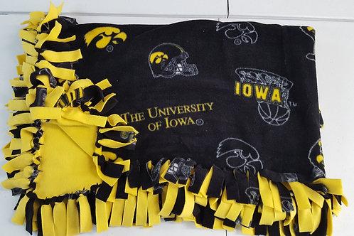 U of I Sports Blanket