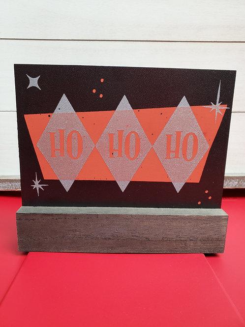 Triple HO Sign