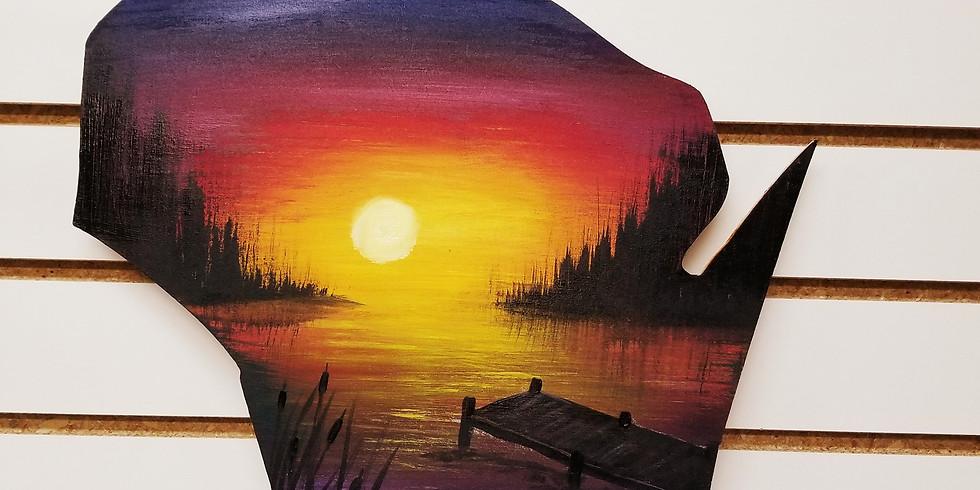 Wisconsin Sunset-FULL