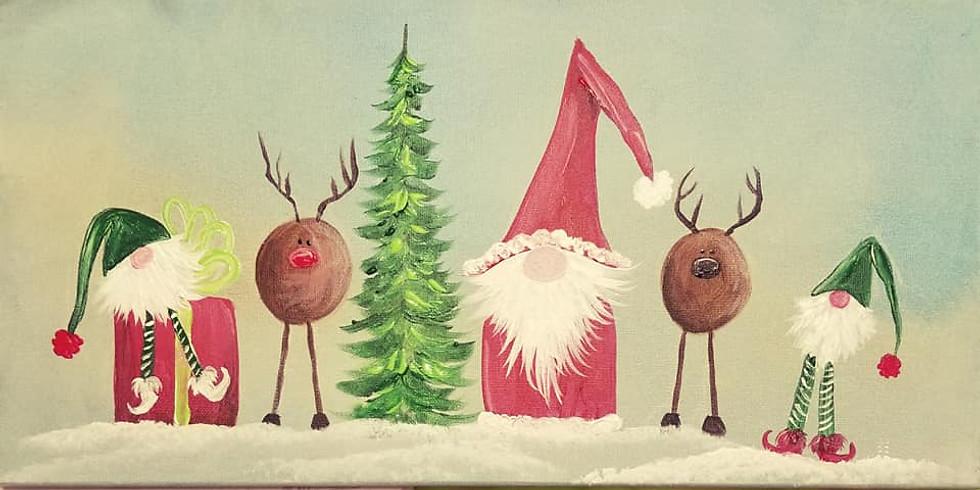 Gnome Holiday