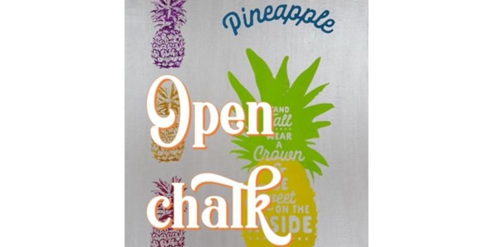 Open Chalk 2/23