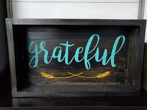 Grateful Tray