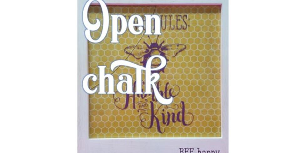 Open Chalk 2/9