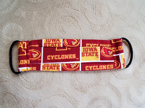 Iowa State Cyclone Mask