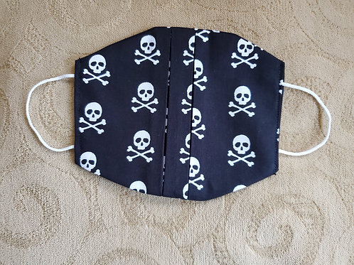 Skull and Crossbones Mask