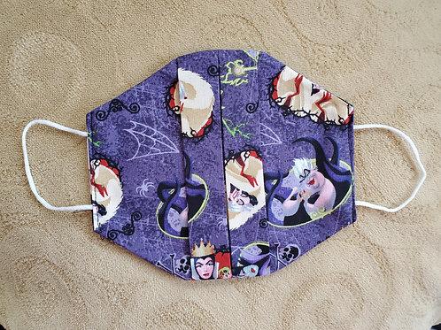 Purple Villains Mask