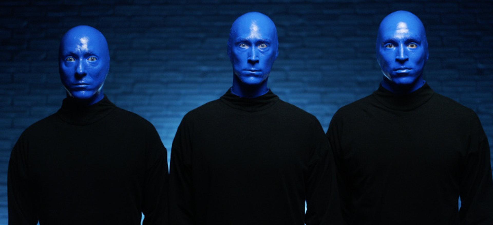 Blue Man Group - Showcase Video