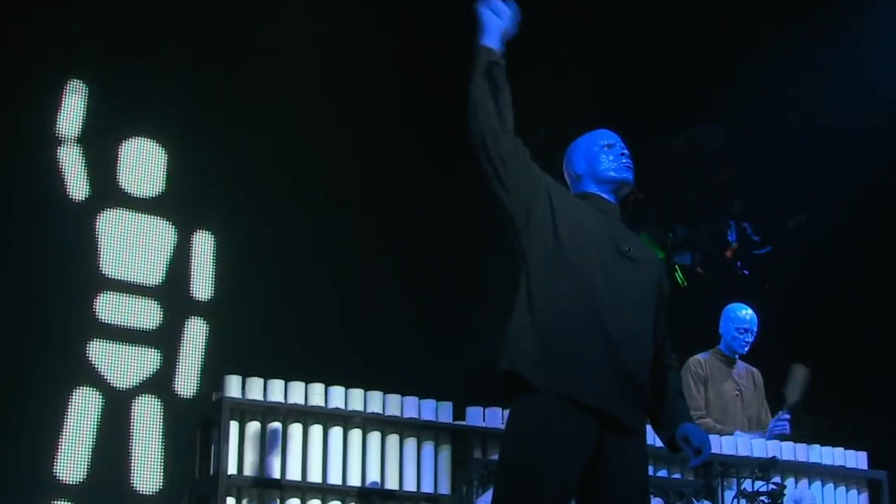 Blue Man Group - Example Experiences