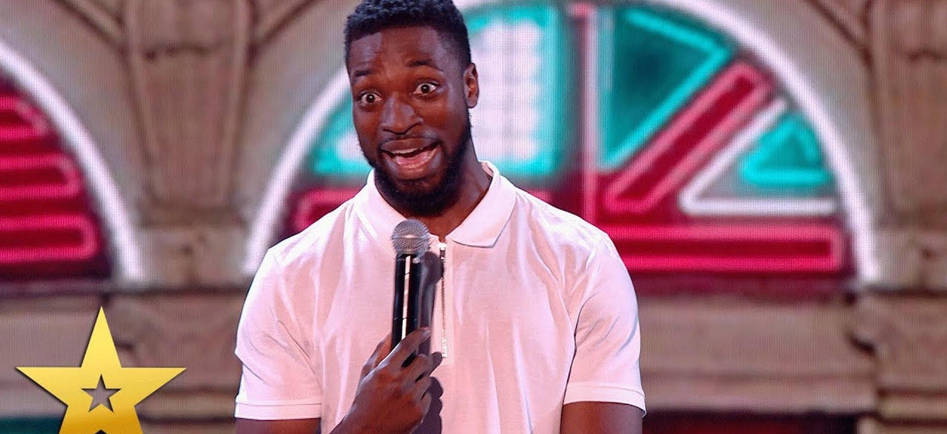 Preacher Lawson - Britain's Got Talent: The Champions
